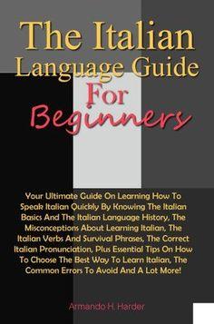 Learn to speak Italian