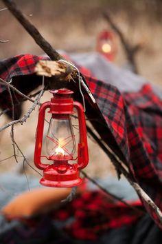Red lantern.