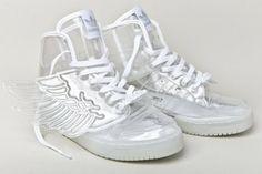 Jeremy Scott X Adidas Wings Transparent