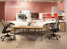 Knoll : Antenna workstation