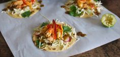 Tacos are an everyday affair type of food, but this taco recipe filled with succulent lobster is a whole other story.