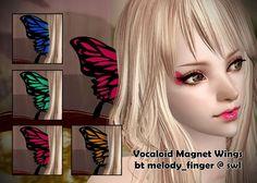 Vocaloid Magnet headphones