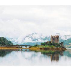 """That dreamy Scottish castle"" Photo taken by @ali.horne on Instagram, pinned via the InstaPin iOS App! http://www.instapinapp.com (10/22/2015)"
