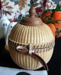 chestnut shape basket