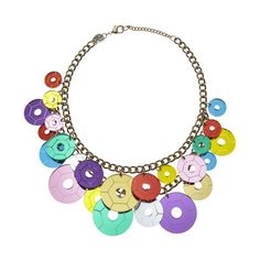 Sequin Party Statement Necklace  £150 http://www.tattydevine.com/index.php/sequin-party-statement-necklace