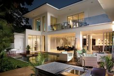 The New American Home at IBS 2012, #LEED Platinum, Orlando, Florida by @PhilKeanDesigns