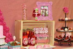 Strawberry Shortcake Birthday Party Ideas | Photo 4 of 14 | Catch My Party