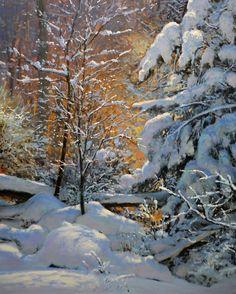 Fine Art Landscape Oil Paintings by Michael Godfrey