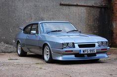 Ford Capri 3.0s X-Pack Weird Cars, Cool Cars, Crazy Cars, Ford Capri, Ford Escort, Ford Motor Company, Mk1, Vintage Cars, Old School