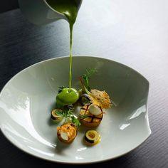 Potato and Chive Vichyssoise Créme Fraiche Burnt Leeks #laholmen #foodie #foodpic #f52grams #foodstarz #chefstalk #chefsroll #chefsofinstagram #TheArtOfPlating #gastroart #gourmetartistry #expertfoods #fourmagazine #beautifulcuisines #sweden #strömstad #igers #igfood #instahub #instapic #instafood #instagood #truecooks #picoftheday #photooftheday #nomnom #yummy #delicious #dontshootthechef #thestaffcanteen by vidal31