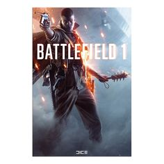 Battlefield 1 Main Image Poster | iPosters