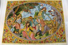 Persian Rug, Hearth, Sweet, Painting, Watch, Youtube, Persian Carpet, Log Burner, Candy