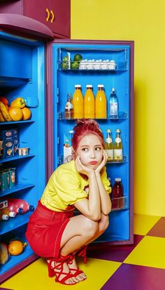 Solar just trying to figure out what she wants to eat . its too relatable Mamamoo Solar, South Korean Girls, Korean Girl Groups, K Pop, Jimin, Mamamoo Kpop, Eric Nam, Doja Cat, Fandom