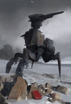 Robot by Datem