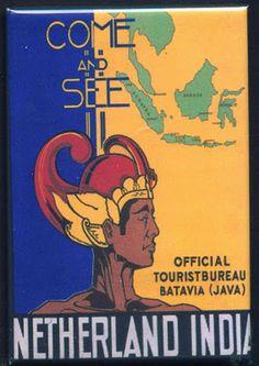 Promosi pariwisata Indonesia ternyata sudah ada sejak zaman Belanda - Brilio.net