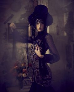 ELIZAVETA PORODINA by Sonja Heintschel, via Behance