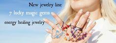 7 lucky magic gems #armcandy #jewelry #chakras