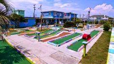 Patio Playground | Topsail Island, NC