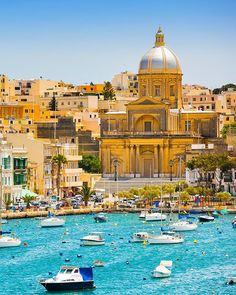 Go for baroque. Whether by boat or by foot travelers say you cant miss centuries-old #Valletta #Malta. Tours are bookable on TripAdvisor take a look!