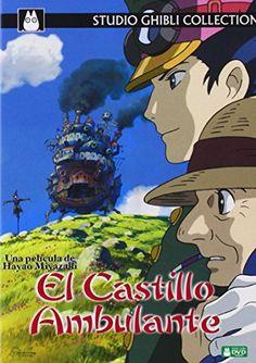 El Castillo Ambulante [DVD]: Dibujos Animados, Hayao Miyazaki, Rick Dempsey