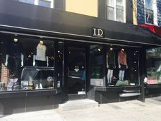 Local Artisan of the day is ID Menswear. This Brooklyn menswear boutique is a one stop shop for men as they have curated a complete look with emerging clothing designers, footwear, accessories, ties, small leather goods and men's jewelry. 232 Bedford Ave. Williamsburg, Brooklyn, NYC. www.idnewyork.com