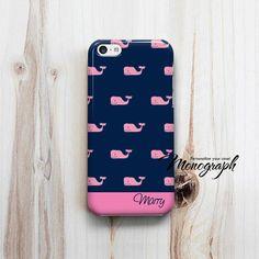 Monogrammed Vineyard Vines iPhone case cheap $15