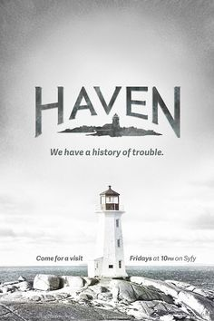 #Haven Promo - Syfy Network #DiscoverHaven
