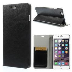 Köp Läderfolio Apple iPhone 6 Plus/6S Plus svart online: http://www.phonelife.se/laderfolio-apple-iphone-6-plus-svart