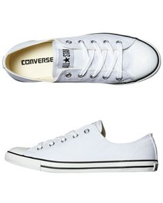 I really want white converse