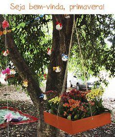 Milonga: Aniversário feito à mão - uma gaveta de flores