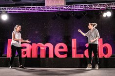 FameLab 2015 - musical improwizowany / An improvised musical