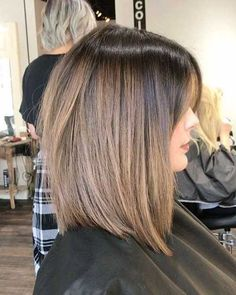 32 Kare Hairstyle Ideas You Will Love - - - 32 Kare Hairstyle Ideas You Will Love – Frisuren 32 Kare Frisur Ideen, die Sie lieben werden – Cute Medium Length Haircuts, Long Bob Haircuts, Haircuts For Fine Hair, Haircut For Thick Hair, Bobs For Thick Hair, A Line Haircut Long, Haircut For Medium Length Hair, Medium Haircuts For Women, A Line Long Bob