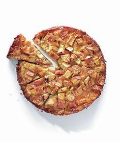 Apple Burbon Pie