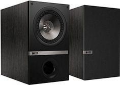 KEF Q100B Bookshelf Loudspeakers - Black Oak (Pair) KEF https://www.amazon.com/dp/B0047K3X1M/ref=cm_sw_r_pi_dp_cOuLxbYG30V0J