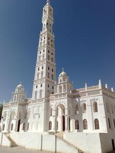 Moschea Tarim Al Muhdhar, Yemen (Visita il nostro sito templedusavoir.org)