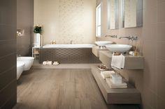 Tegels Houtlook Badkamer : 40 beste afbeeldingen van houtlook keramisch parket powder room