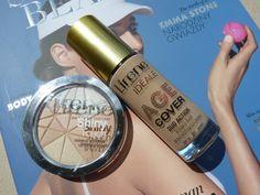 Lirene Ideale Age Cover Fluid - podkład przeciwzmarszczkowy czyli nowy bohater w mojej kosmetyczce ~ Lepsza wersja samej siebie