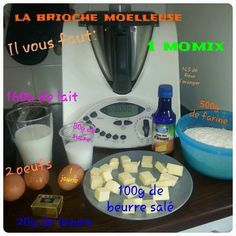 1000 Mercis, Dessert Thermomix, Happy Cook, Diy Projects To Try, Biscuits, Brunch, Cooking, Reportage Photo, Table