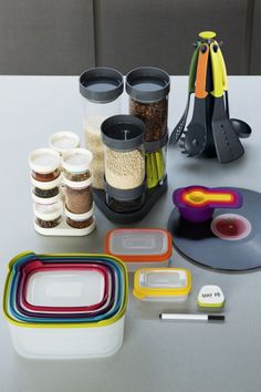 Need a little colour in your #Kitchen? These style will get you excited about cooking any day. #SS14 #Home