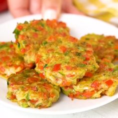 Easy Chicken Veggie Patties I've created a healthier alternative to your everyday chicken nugget that even the pickiest of toddlers will enjoy! You can prep these Easy Chicken Veggie Patties in as fast as 5 minutes and cook them up… Continue Reading → Healthy Toddler Meals, Easy Meals For Kids, Kids Meals Ideas, Healthy Recipes For Toddlers, Dinner Ideas For Toddlers, Easy Fast Recipes, Cooking Recipes For Kids, Kids Dinner Ideas Healthy, Food For Kids