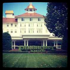 Pinehurst Resort & Country Club in Pinehurst, NC image credit Pinehurst Look for new Stonehouse images soon www.stonehousegolf.com