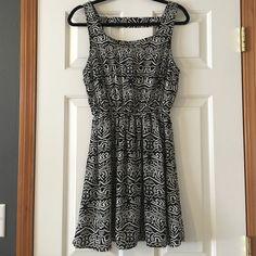 Forever 21 dress Sinched waist dress Forever 21 Dresses Mini