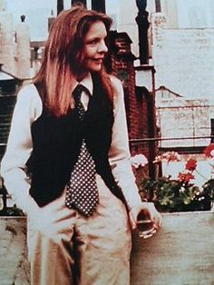 Diane Keaton..someday I'll figure out how to pull this style off