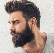 Mens Hairstyles With Beard, Haircuts For Men, Cool Hairstyles, Mens Wedding Hairstyles, Hairstyle Men, Black Hairstyles, Vintage Hairstyles, Beard Styles For Men