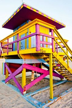 lifeguard tower - 15th street