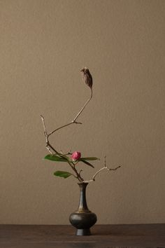 Toshiro Kawase is considered one of the great masters of ikebana