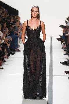 Défile Elie Saab Prêt-à-porter Printemps-été 2014 - Look 59