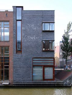 Housing at Borneo-Sporenburg, Amsterdam, photo by asli aydin, via Flickr