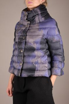 down jackets Herno online cape double