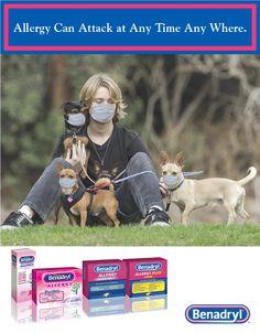Benadryl: Magazine Ad